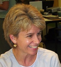 Photo of Cathy Higgins